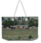 Running Wild Horses  Weekender Tote Bag
