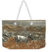 Running With The Wind Weekender Tote Bag
