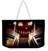 Rupert At The Staircase Weekender Tote Bag
