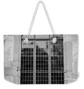 Ruprechtsbau Window B W Weekender Tote Bag