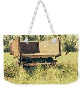 Rural Atmosphere Weekender Tote Bag