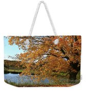 Rural Autumn Country Beauty Weekender Tote Bag