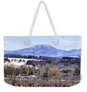 Rural Beauty Vermont Style Weekender Tote Bag