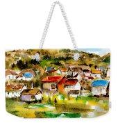 Rural City Weekender Tote Bag