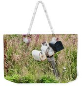 Rural Delivery No 4 Weekender Tote Bag