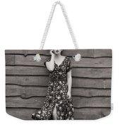 Rural Fashion Weekender Tote Bag