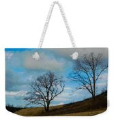 Rural Landscape - Skyline Drive Weekender Tote Bag