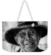 Rural Rice Farmer Weekender Tote Bag