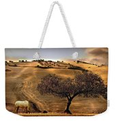 Rural Spain View Weekender Tote Bag