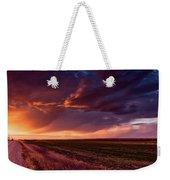 Rural Sunset Beauty Weekender Tote Bag