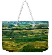 Rural Tapestry Weekender Tote Bag