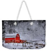 Rural Textures Weekender Tote Bag
