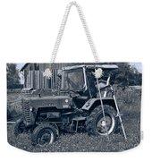 Rural Vehicle Weekender Tote Bag