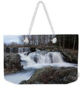 Rushing Falls Weekender Tote Bag