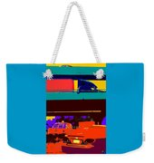 Rushing To Nowhere Weekender Tote Bag