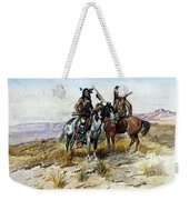 Russell Charles Marion On The Prowl Weekender Tote Bag