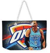Russell Westbrook Weekender Tote Bag