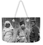 Russia: Convicts, C1885 Weekender Tote Bag