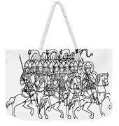 Russia: Royal Guard Weekender Tote Bag