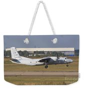 Russian Air Force An-26 Taking Weekender Tote Bag