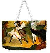 Russian Ballet  Weekender Tote Bag