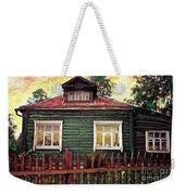 Russian House 2 Weekender Tote Bag