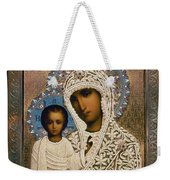 Russian Icon: Mary Weekender Tote Bag