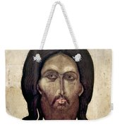 Russian Icon: The Savior Weekender Tote Bag