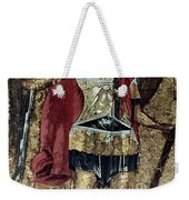 Russian Icons: Michael Weekender Tote Bag