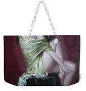 Russian Model Weekender Tote Bag
