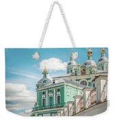 Russian Orthodox Cathedral. Weekender Tote Bag