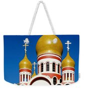 Russian Orthodox Weekender Tote Bag