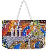Wall Of Life Weekender Tote Bag