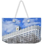 Russian White House Weekender Tote Bag