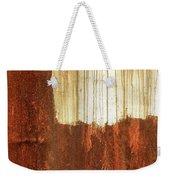 Rust 01 Weekender Tote Bag