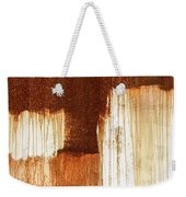 Rust 02 Weekender Tote Bag