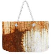 Rust 05 Weekender Tote Bag