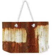 Rust 06 Weekender Tote Bag