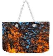 Rust Abstract 3 Weekender Tote Bag