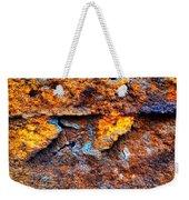 Rust Abstract 9 Weekender Tote Bag