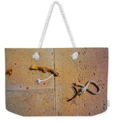 rust In The Heat Weekender Tote Bag