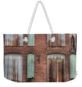 Rust Never Sleeps Weekender Tote Bag