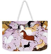 Rustam, 16th Century Weekender Tote Bag