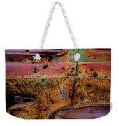 Rusted Beauty Weekender Tote Bag