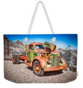Rusted Classics - The International Weekender Tote Bag