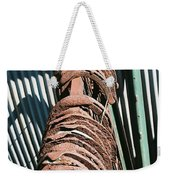 Rusted Horseshoes Weekender Tote Bag
