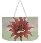 Rusted Sunshine Weekender Tote Bag