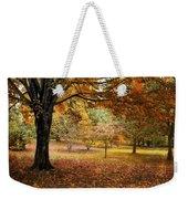 Rustic Autumn  Weekender Tote Bag