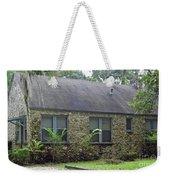 Rustic Chert Home Weekender Tote Bag