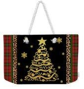 Rustic Christmas-jp3697 Weekender Tote Bag